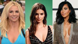 Kim Kardashian does it. So does Britney Spears. Emily Ratajkowski can't stop doing it.