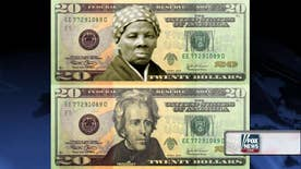 Bias Bash: Justin Duckham says press are focused on Andrew Jackson being replaced, rather than Harriet Tubman's accomplishments