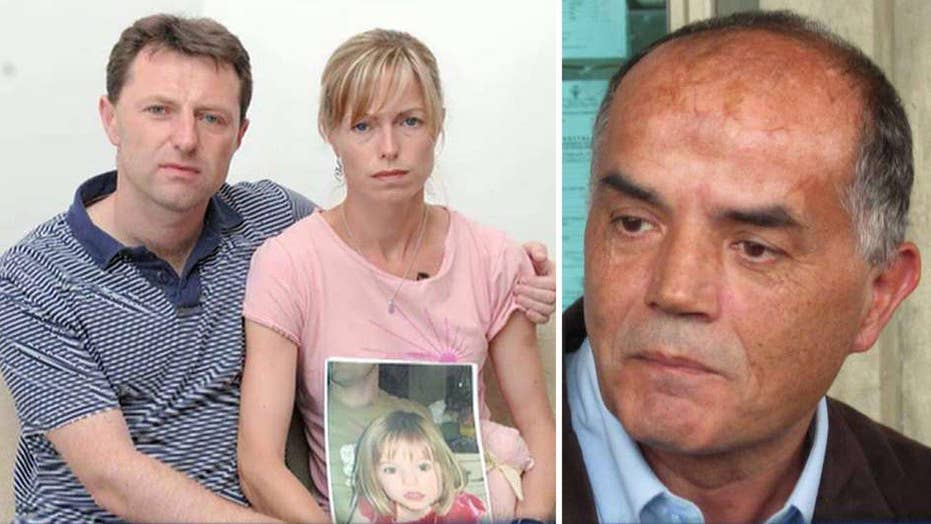 Police chief in Madeleine McCann case wins libel appeal