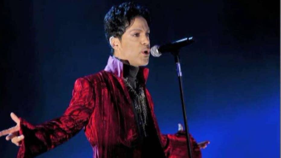 Pop superstar Prince dies at 57
