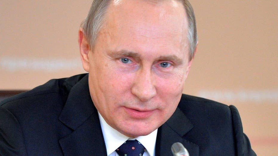 US weighing military force against Russia?