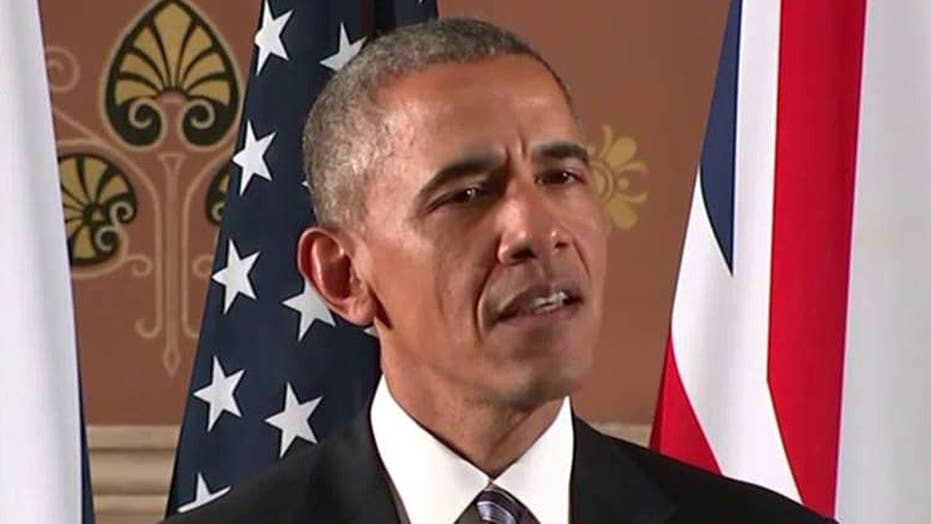 President Obama defends US interest in UK's decision on EU