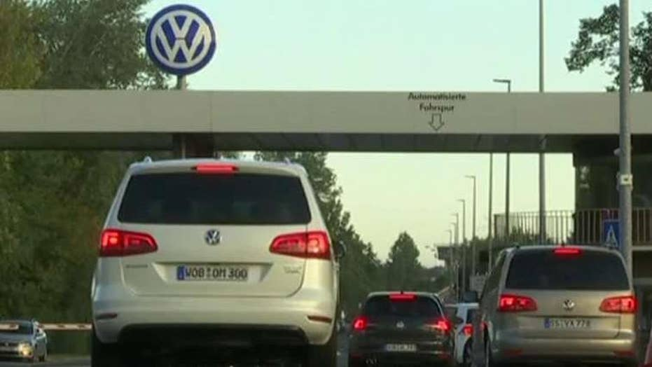 Volkswagen will take $18.2 billion hit in emissions scandal