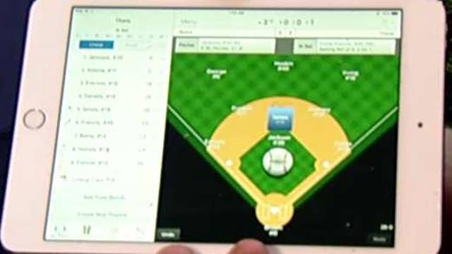 New app a game changer for Little Leaguers