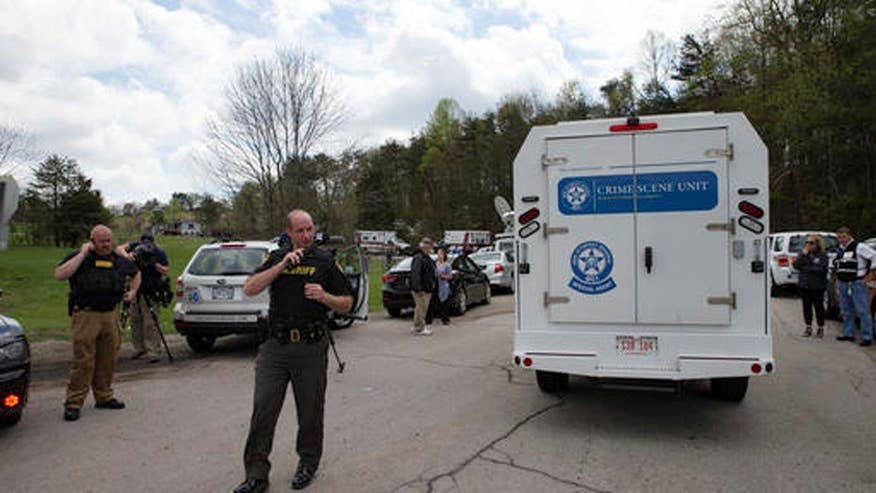 Authorities identify 8 victims in Ohio killing spree