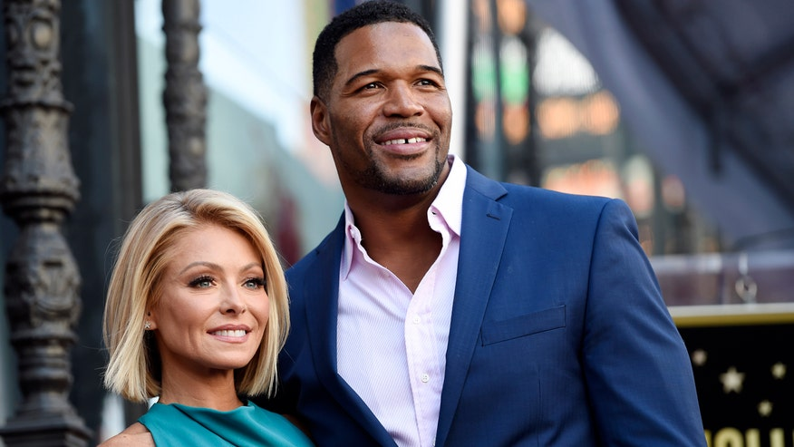 Over Strahan moving to 'GMA'