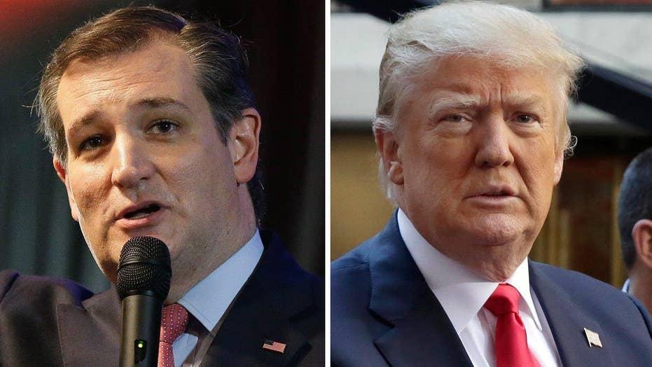 Cruz slams Trump for remarks on abortion, transgender rights