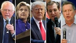 Press ignoring Democratic infighting?