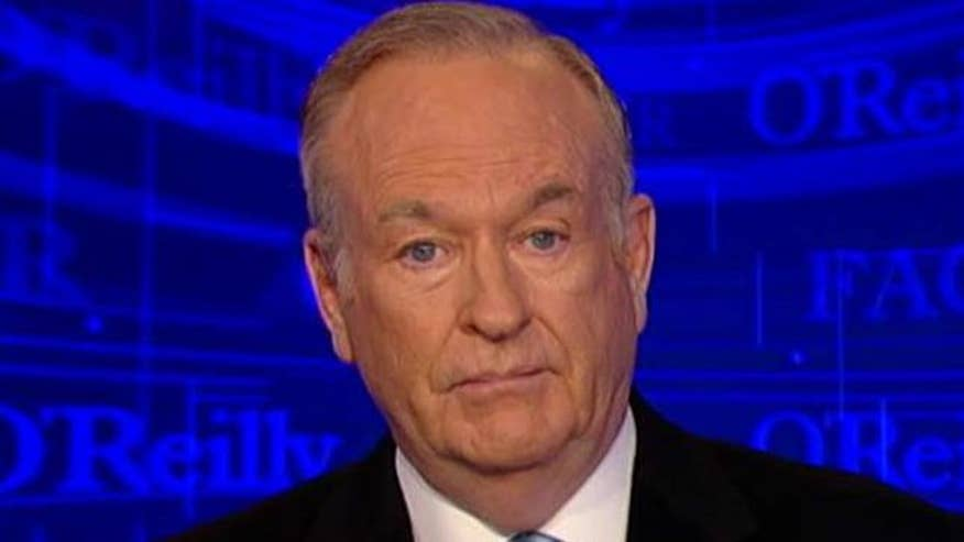 'The O'Reilly Factor': Bill O'Reilly's Talking Points 4/25