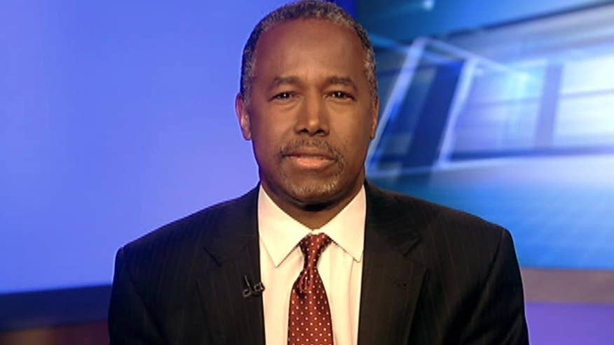 Trump supporter and former presidential candidate Dr. Ben Carson goes 'On the Record' on Cruz-Kasich alliance, saying their deal reminds voters of status quo, same old 'crap' people are tired of