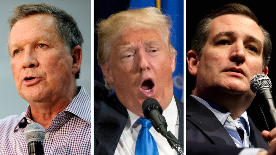 Cruz and Kasich joining forces to stop Donald Trump?