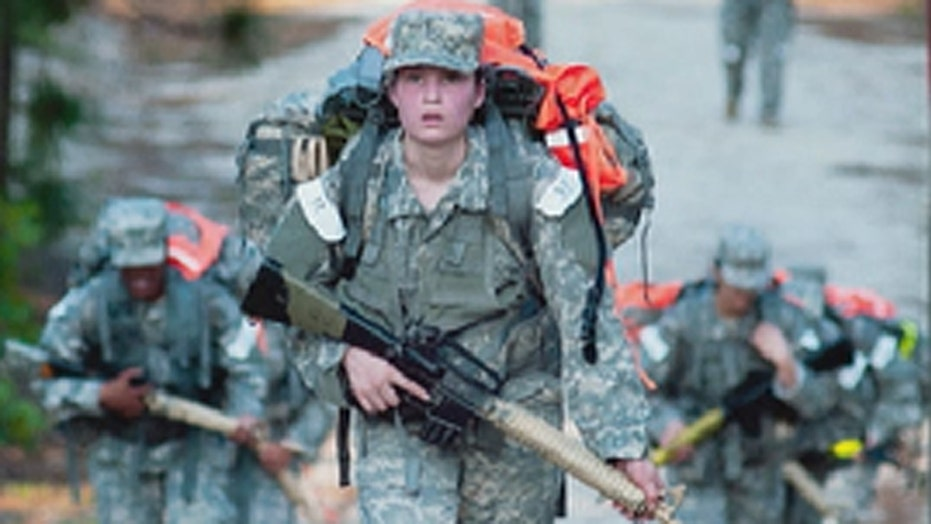 The untold story of a team of female Special Ops soldiers
