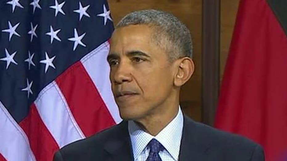President Obama to send 250 additional US troops to Syria