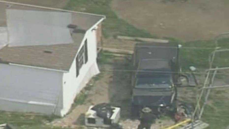 Manhunt intensifies after 8 family members killed in Ohio