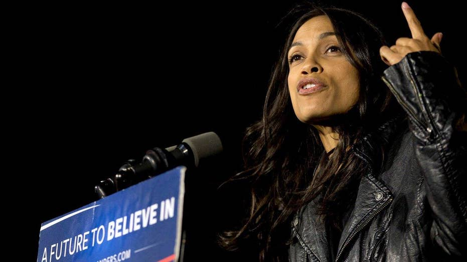 Sanders surrogate invokes Monica Lewinsky at rally