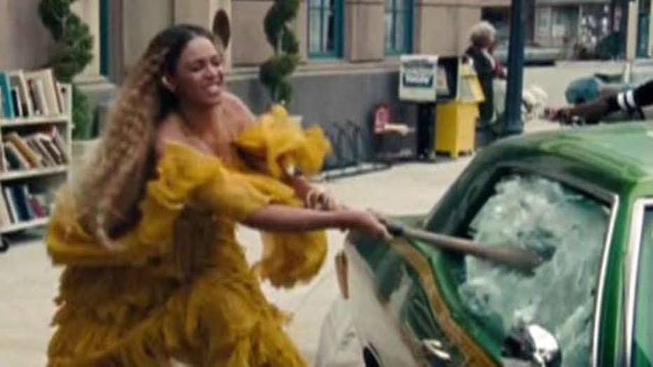 Beyonce's new album sparks infidelity rumors