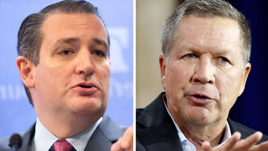 Could a Cruz-Kasich alliance backfire?