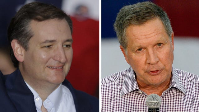 How would a Cruz/Kasich ticket change the 2016 race?