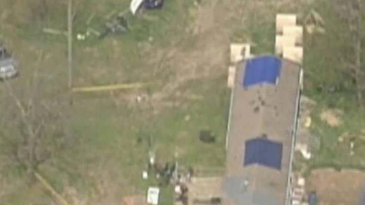 New twists at the crime scene of Ohio massacre