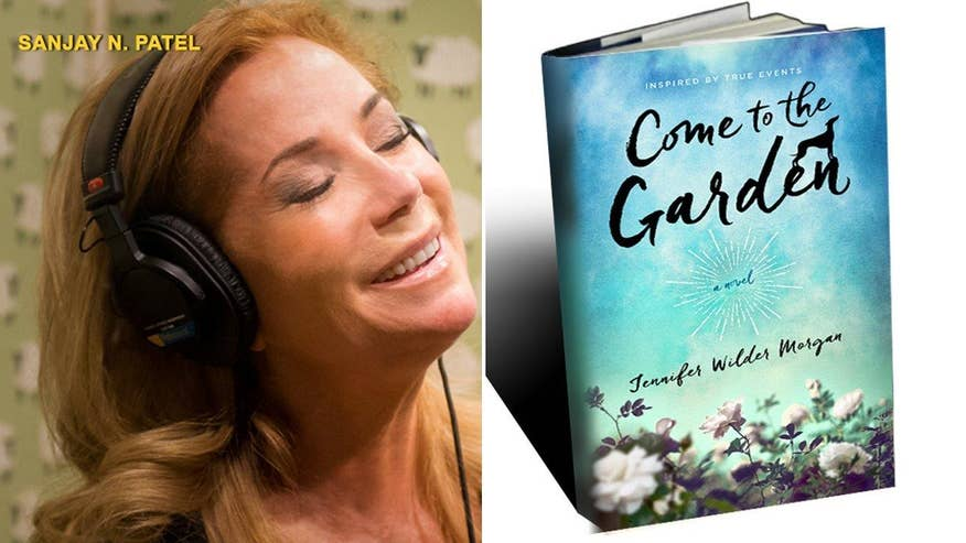 Spirited Debate: 'Today Show' host Kathie Lee Gifford and 'Come to the Garden' author Jennifer Wilder Morgan discuss their joint Fathom Events show, faith, healing and advice for Kelly Ripa and Michael Strahan