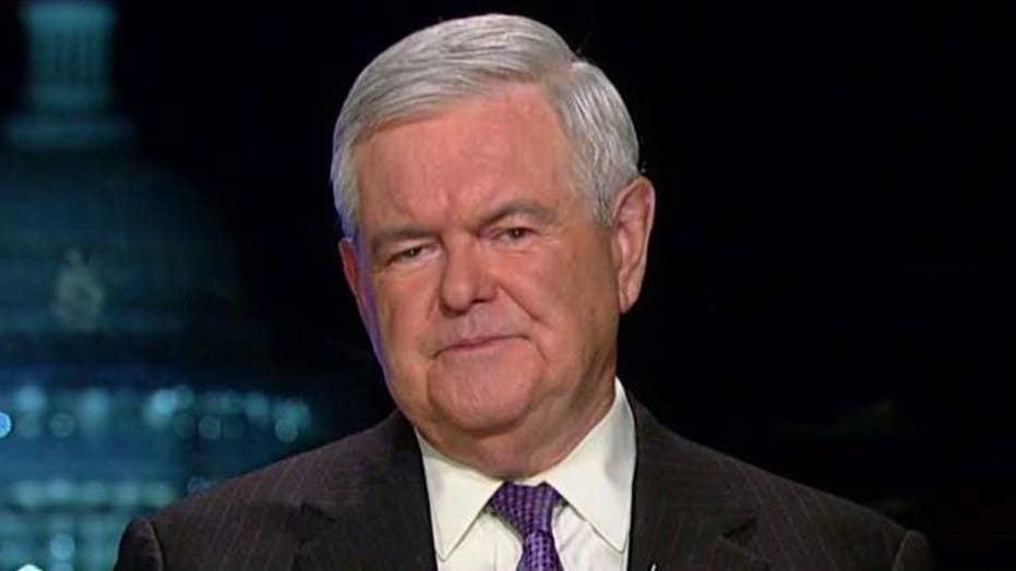 Gingrich: Trump represents a very profound rebellion