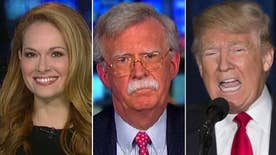 Insight and reaction from Fox News contributors Amb. John Bolton and Gillian Turner