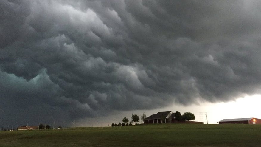 Storm system that brought hail, tornados to Texas and Oklahoma moves northeast