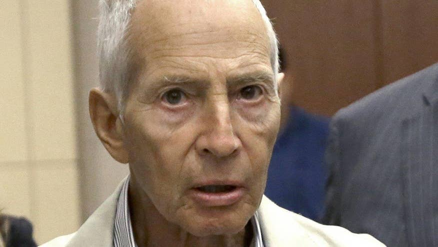 Durst still facing murder charge in California