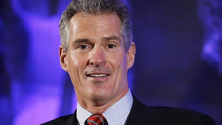 Scott Brown on Fiorina as VP: I don't think it helps at all