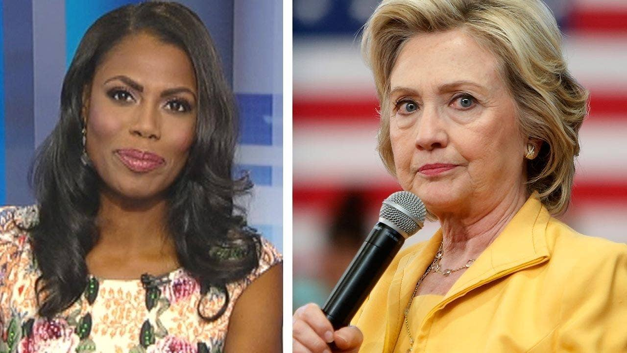 Former 'Apprentice' star and Donald Trump supporter Omarosa Manigault sounds off on accusations of gender bias in the 2016 race: 'You can't whine and complain when the stakes are this high'