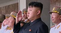 Two midrange North Korean missiles explode after launch, US official says