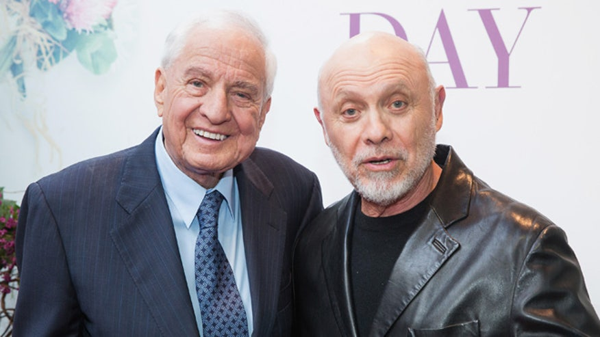 It's Mother's Day, and director Garry Marshall is back with another one of his ensemble cast films, including Hector Elizondo, with whom he shares a special relationship.