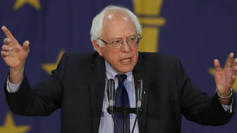 Sanders campaign lays off hundreds of staffers after losses