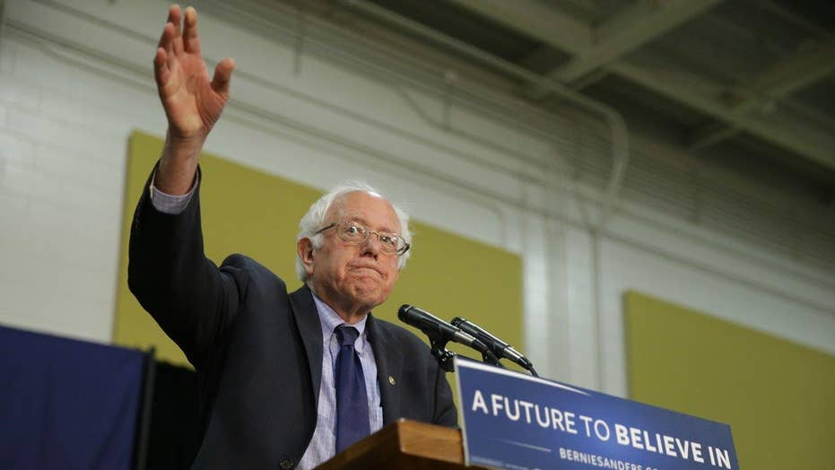 The role Sanders could play at Democratic convention