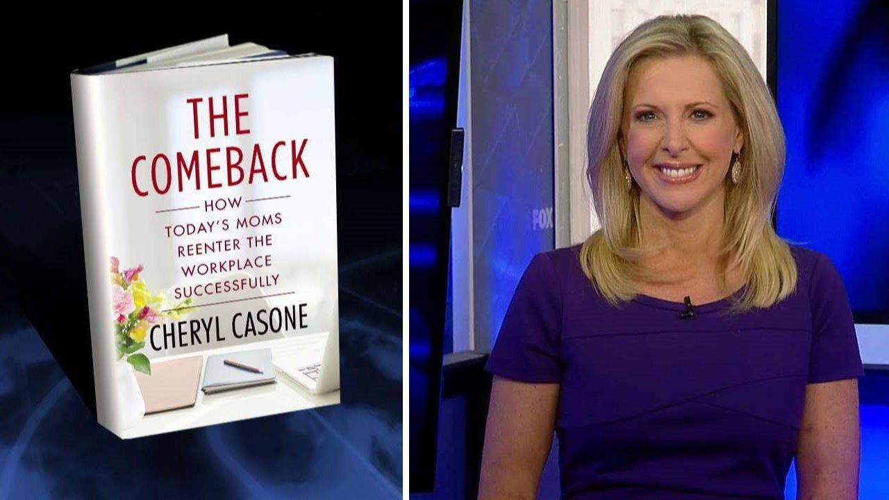 Cheryl Casone: How my mother inspired 'The Comeback' | Fox News