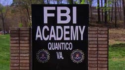 Famously known as the training grounds for incoming special agents, the FBI's sprawling academy in Quantico, Virginia also plays host to some , domestic and international law enforcement executives every year.