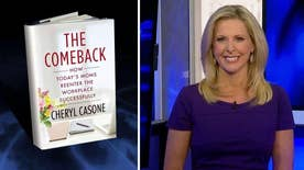 Fox Business anchor Cheryl Casone on her new book 'The Comeback' and helping moms answer questions on rejoining the workforce after taking time for their family