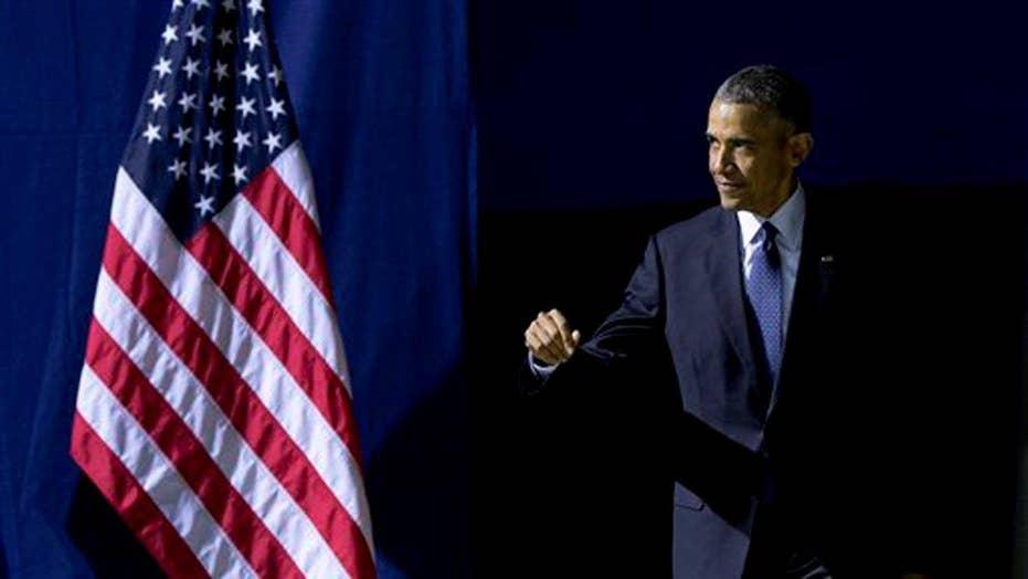Obama unveils latest push for 'smart gun' technology
