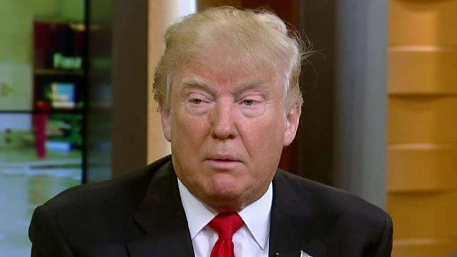 Trump responds to outrage over Arizona delegates