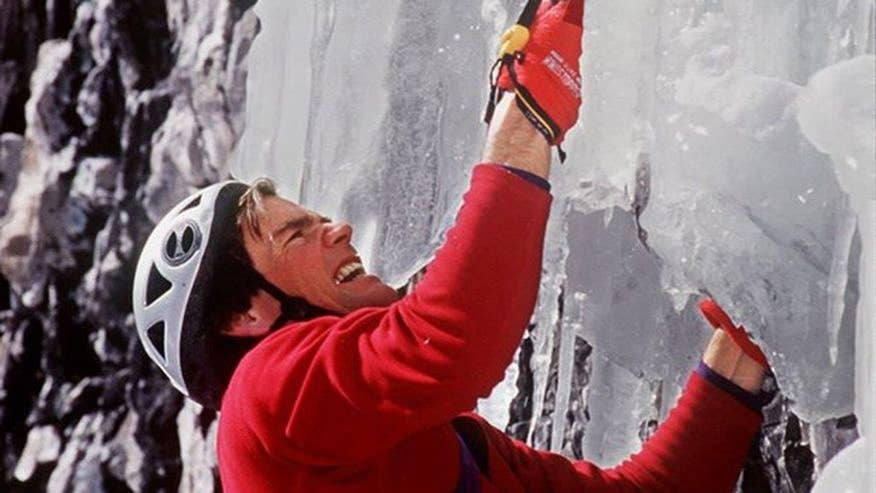 The bodies of climbing expert Conrad Anker and cameraman David Bridges were found frozen in a glacier