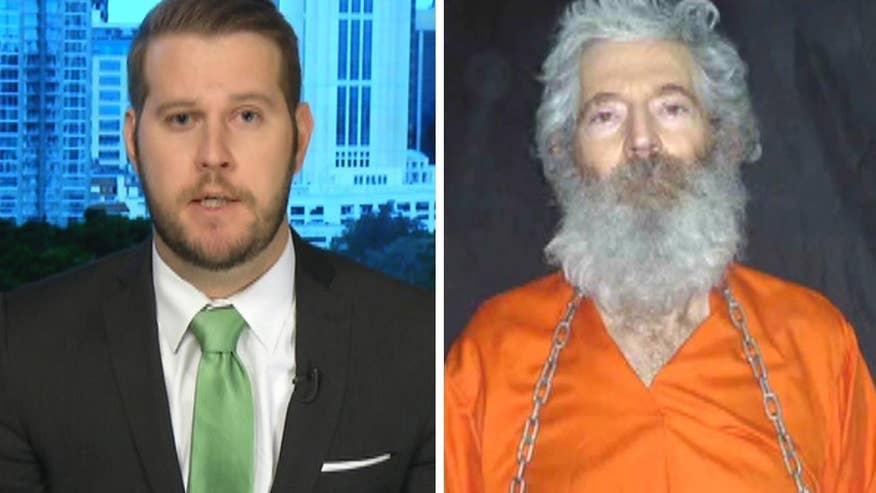 Son of missing American Bob Levinson goes 'On the Record' and wonders why Iran would bother releasing his father or revealing his whereabouts when the Obama administration gives the country all kinds of concessions