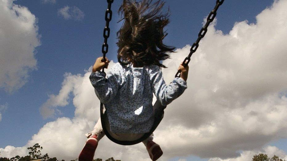 Playground concussions reportedly on the rise