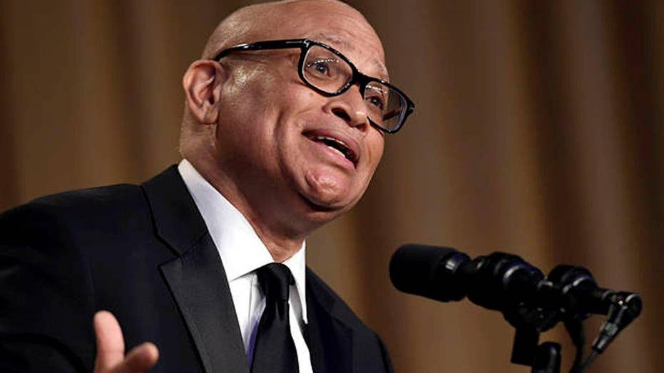 Larry Wilmore's controversial WHCD comments