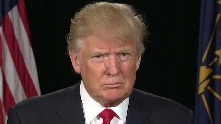 Donald Trump: 'It just all ends with Indiana'