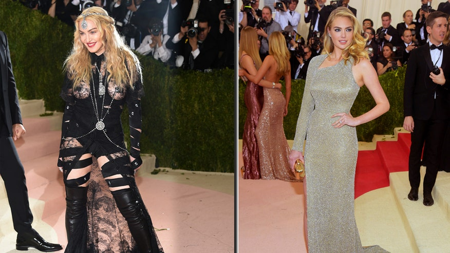 Fox 411: The Met Gala is about as fashion forward, or backward, as it gets