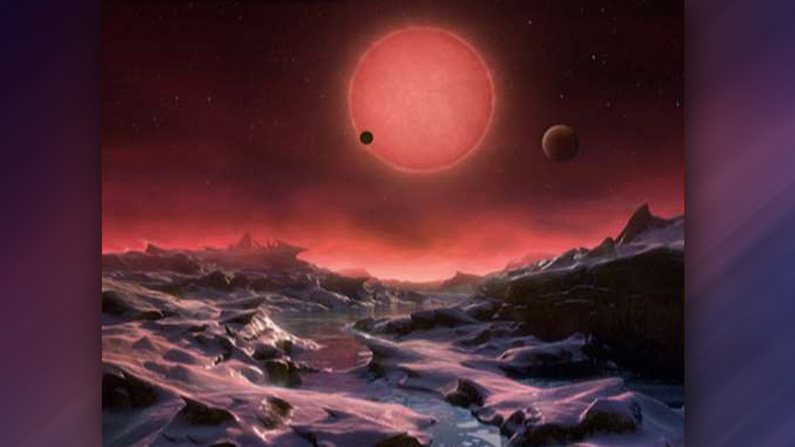 These 3 alien planets around a tiny, cold star just might ...
