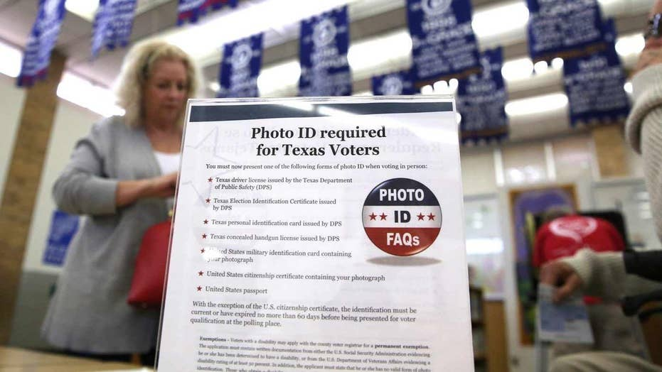 Voter ID laws could impact general election