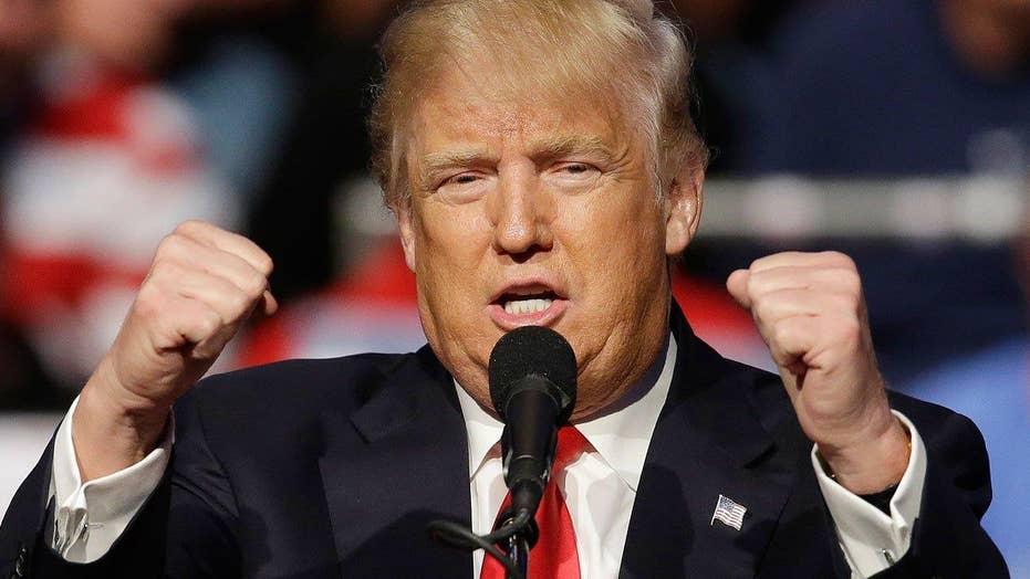 Donald Trump wins big in Indiana
