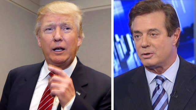 Paul Manafort: Trump lauched first 'modern campaign'