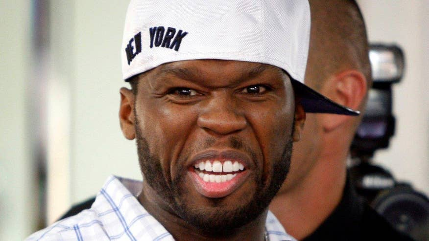 Four4Four: Rapper 50 Cent posts video mocking young autistic airport worker just doing his job, then says he's sorry